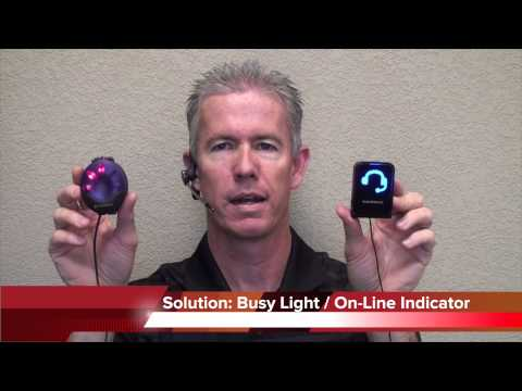 Why You Need A Busy Light Or On-Line Indicator With Your