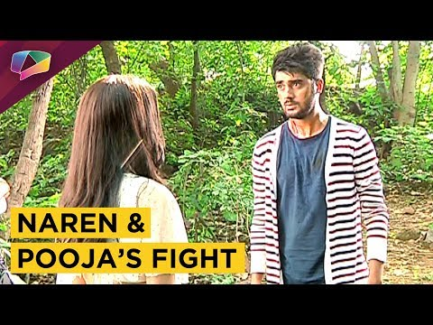 Naren PUSHES Pooja | Major Drama | Piya Albela | Zee Tv