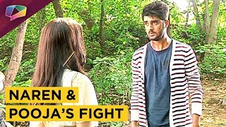 vuclip Naren PUSHES Pooja | Major Drama | Piya Albela | Zee Tv
