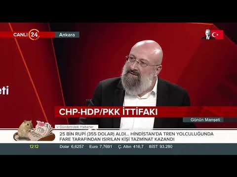 CHP, HDP'yi Meclis'e soktu