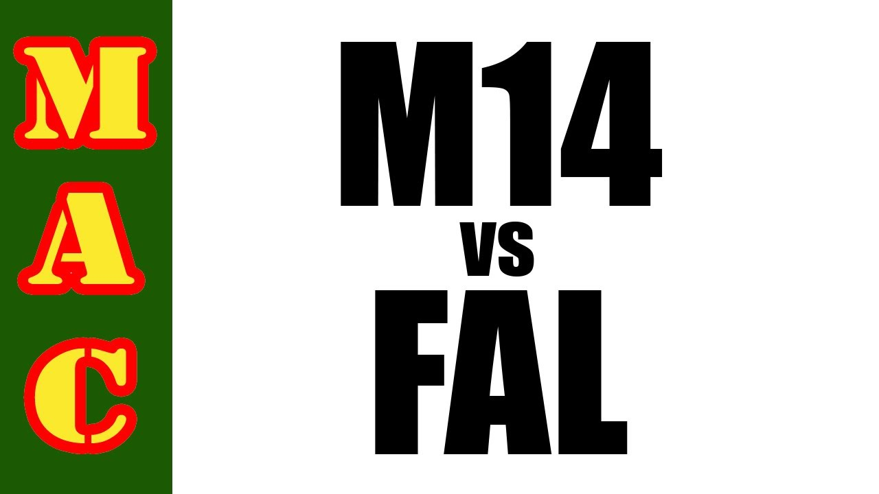 Best Infantry Rifle: M14 vs. FAL