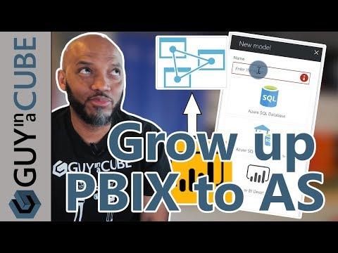 Power BI Tutorial - Grow up Power BI Desktop to Analysis