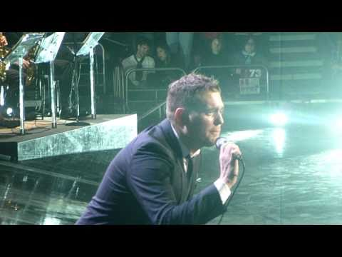 Michael Bublé - Haven't Met You Yet (Madison Square Garden, NYC)