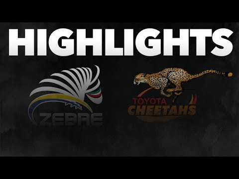 Guinness PRO14 Round 10: Zebre Rugby v Toyota Cheetahs Highlights
