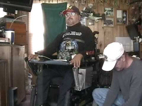 Fishing Abilities Inc. Manufacturing Fishing systems for disabled sportsmen