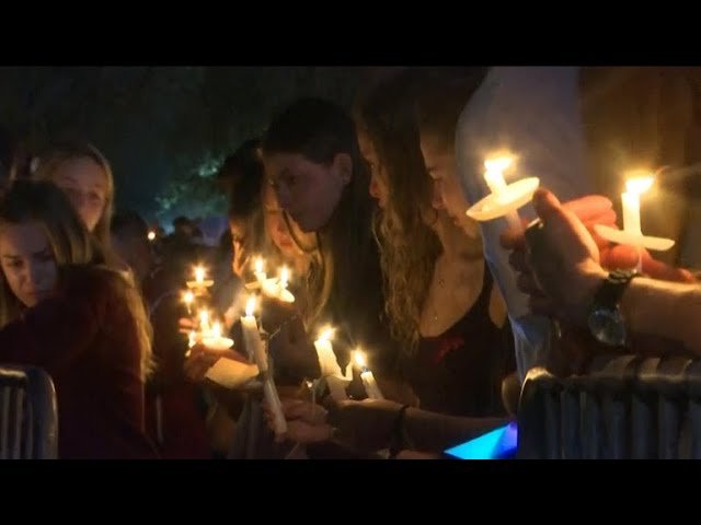 Grieving community honors Florida shooting victims