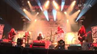 Emergency Gate - Mindfuck - Live at Wacken Open Air 2013