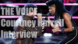 courtney Harrell interview