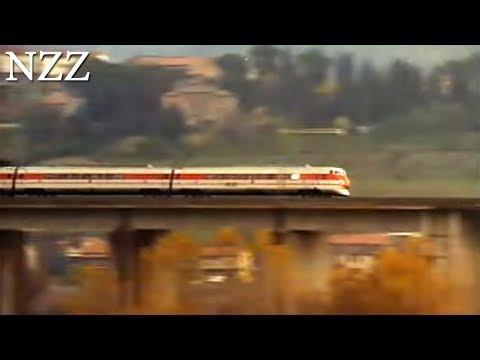 Die Aufholjagd der Bahn - Dokumentation von NZZ Format (1995)