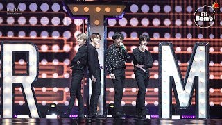 [BANGTAN BOMB] '보조개' Special Stage (Vocal line focus) @ 2020 GDA - BTS (방탄소년단)