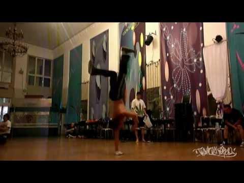 B-boy Mitchel (Flexible Force) - 2012 Trailer