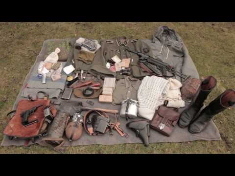 WWII History & Reenacting - Gear Overview And Packing  For My Next Event