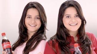 Coca Cola Ammi TVC 2014  Aiman Khan Minal Khan  Creative Ads