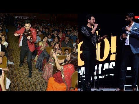 Akhil Akkineni & Rana Daggubati in USA for Hello promotions || #HelloOnDec22nd || #Hello