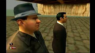 MAFIA (2002 Game) 21-03 Moonlighting - Lucas Berione (XBOX)