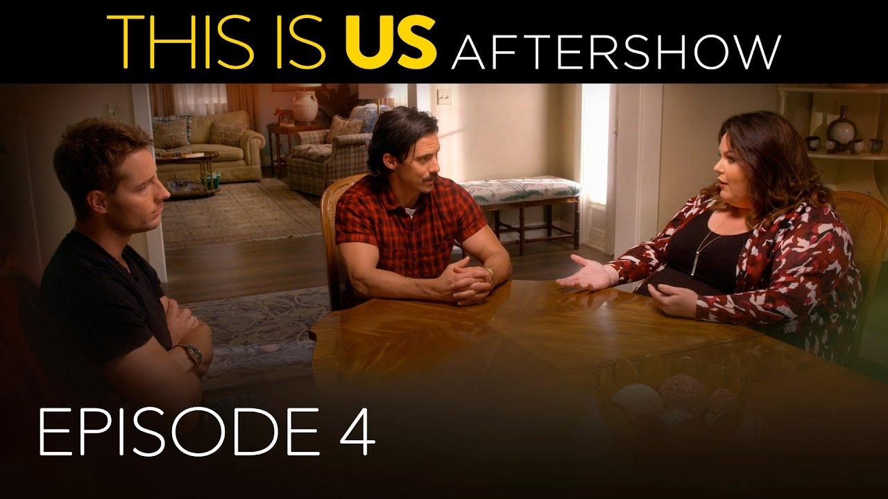 This Is Us Aftershow Season 1 Episode 4 Digital