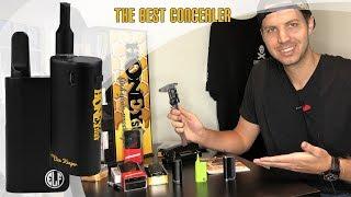 Beginners guide choosing conceal Vaporizer Kit | HoneyStick CBD Oil Prefilled 510 thread Cartridges