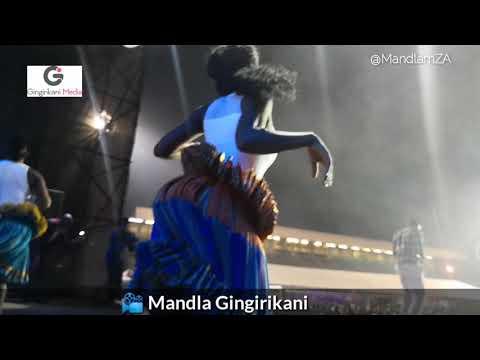 Mr Post Complains @ XMA15 LIVE IN GIYAN Stadium | Gingirikani Media
