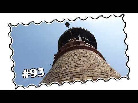 #93 - Pančevo, Serbia - Belgrade to Pančevo with lighthouses (08/2013)