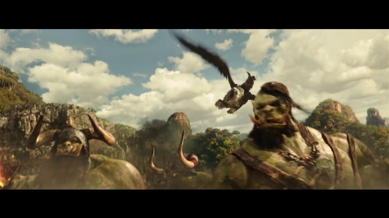 Warcraft Turkce Altyazili Ikinci Fragman Youtube