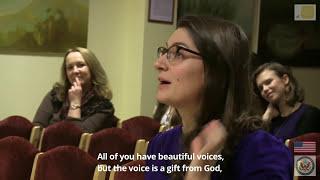 Jazz Education Seminar (highlights) - by Simona and Dorsey Minns