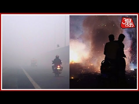 Delhi Pollution Level Alarming Post Diwali