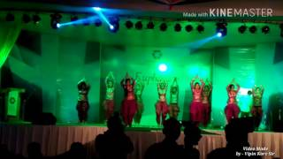 1st Prize Winner in JDIET Yevatmal , Ganpati Mashup Dance Choreography By  Vipin Kore Sir