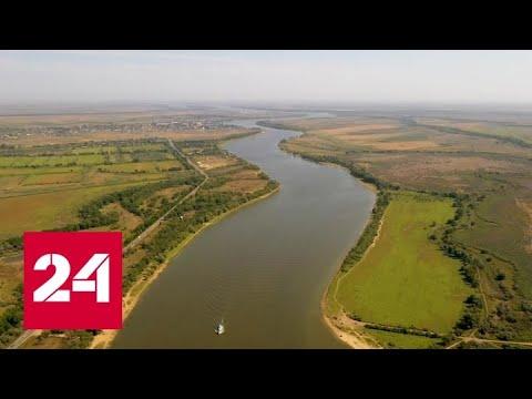 Экология Волги. Специальный репортаж Андрея Шляпникова - Россия 24