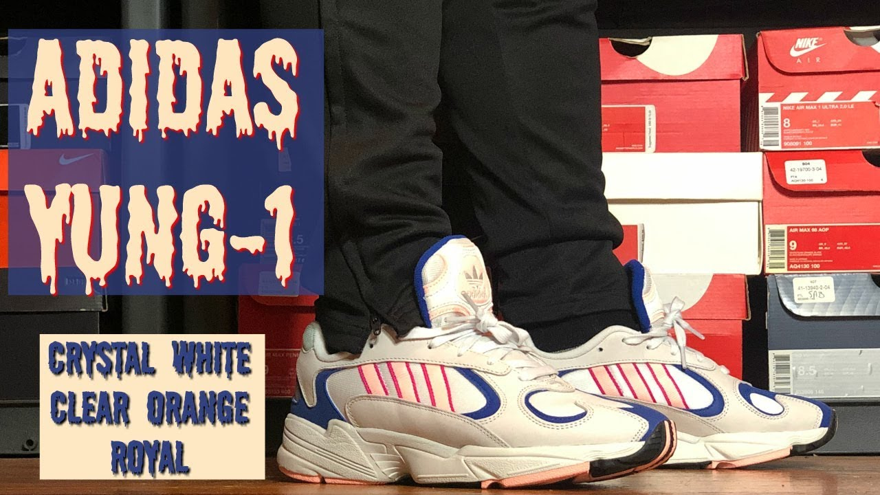 HONEST REVIEW OF THE ADIDAS YUNG-1