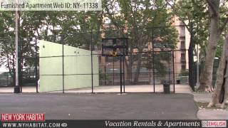 Video Tour of a Furnished 1-Bedroom Apartment in Midtown West, Manhattan
