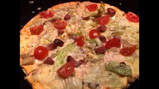 Пицца типо Цезарь, неповторимый вкус