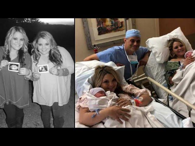 Zwillinge entbinden am gleichen Tag; doch als der Arzt ihre Babys anschaut ist er schockiert