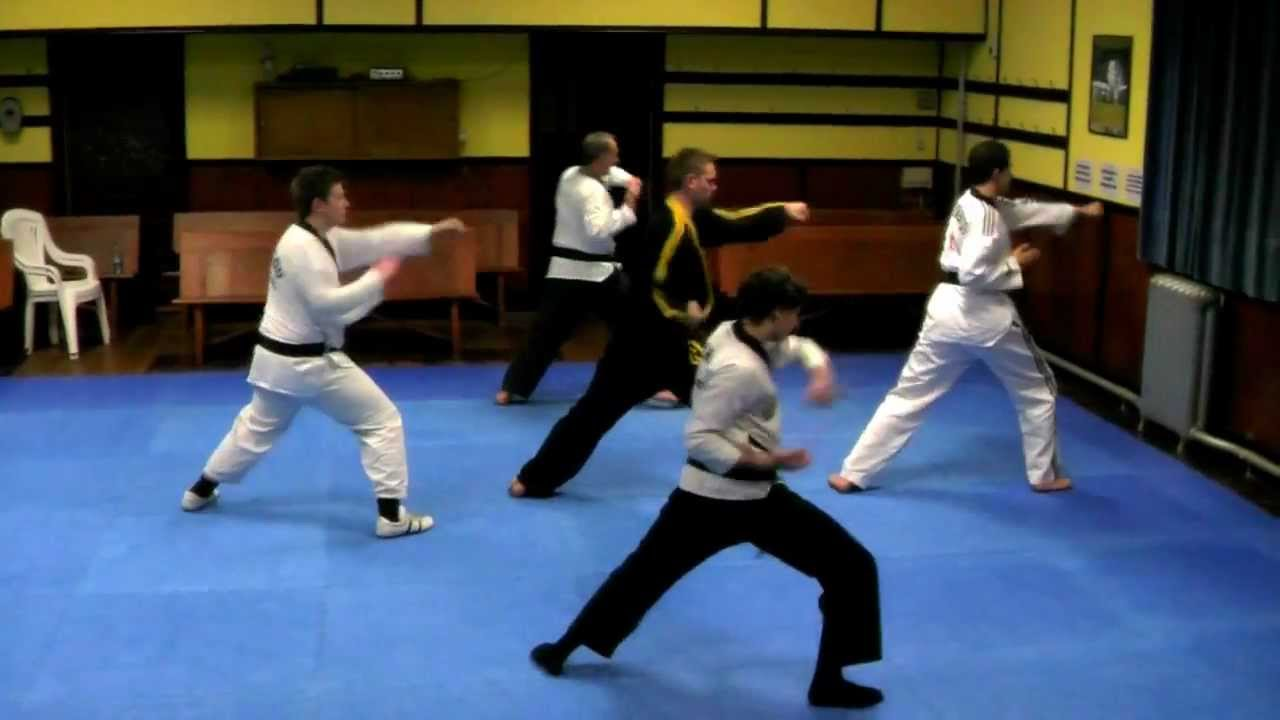 a study of korean martial arts tae kwon do Tae kwon do tae kwon do is the most popular of the korean martial arts and is the korean national sport it is also one of the world's most commonly practiced martial arts in korean, derived from hanja, tae means to kick or destroy with the foot kwon means to punch with the fist and do means way or art.
