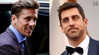 The Real Reason NFL Pro Aaron Rodgers and His 'Bachelorette' Star Brother Jordan Don't Speak