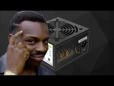 Como elegir fuente de alimentacion y calcular watts para tu PC | Guia de Hardware