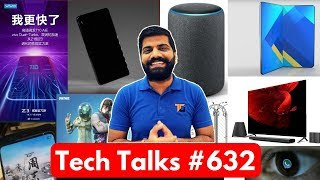 Tech Talks #632 - Snapdragon 855 Mi Mix 3, Samsung Folding Tablet, Fortnite Android, Flipkart Sale
