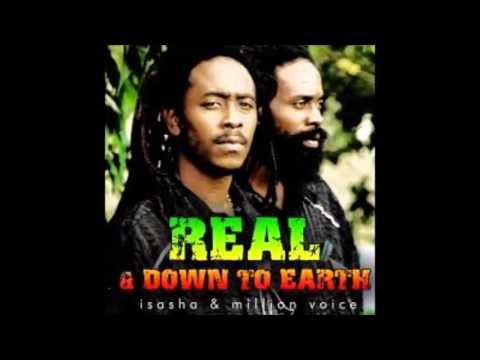 Isasha & Million Voice - I know Jah