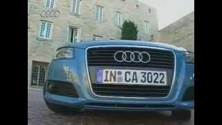 Audi A3 Cabriolet test drive 2008