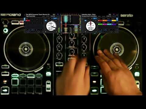 THIS WILL MAKE YOU TWERK! Live with Roland DJ 202/ Serato DJ pro
