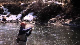 Eagle River Colorado: Fly Fishing