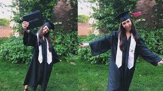 i finally graduated high school