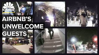 Airbnb: Unwelcome Guests | CNBC