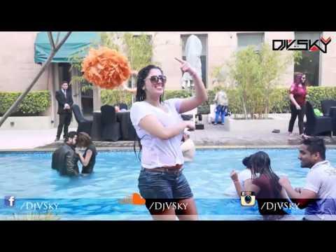 DJ V Sky Live @ Radisson Blu Amritsar