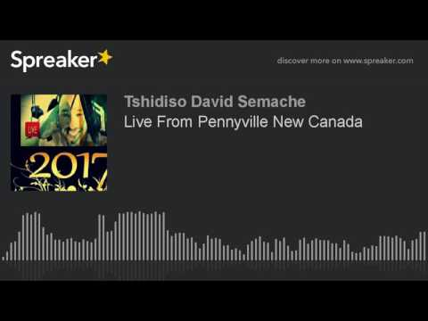 Live From Pennyville New Canada (made with Spreaker)
