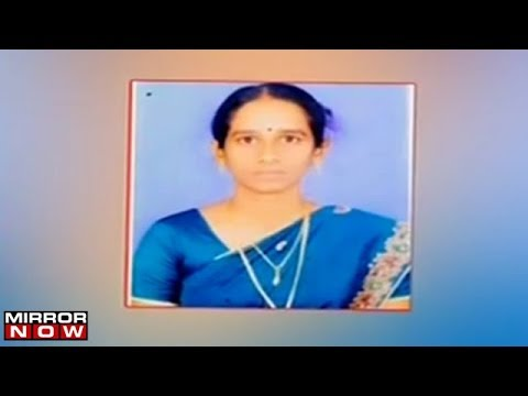 Traffic Cop Brutally Kills A Pregnant Woman In Tiruchirappalli