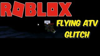 Flying ATV glitch on Jailbreak feat. wi687 | ROBLOX
