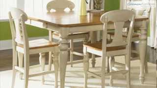 Ocean Isle Counter Height Dining Room Collection From Liberty Furniture