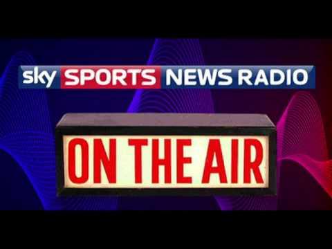 Graham Kavanagh talking to Sky Sports News Radio on 13 November 2013