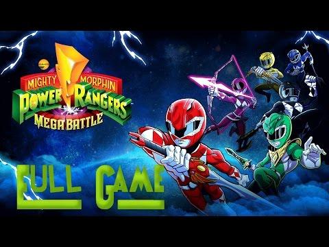 Mighty Morphin Power Rangers: Mega Battle (FULL GAME)
