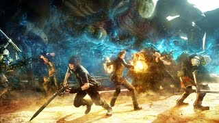 Final Fantasy 15: Episode Duscae - Complete Demo Walkthrough | PS4